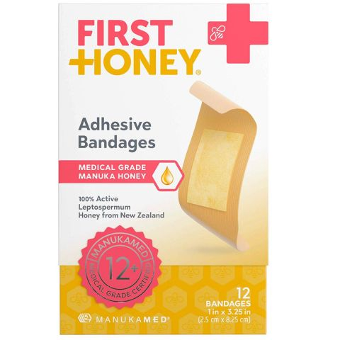 First Honey® Adhesive Plasters