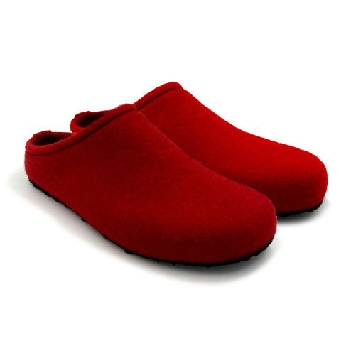 ZULLAZ Orthotic Slippers RED