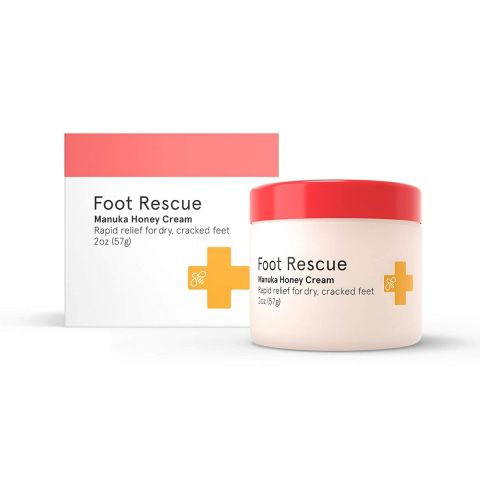 First Honey® Foot Rescue Cream