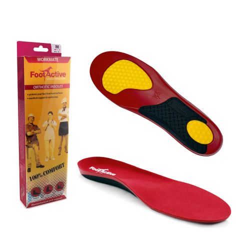 FootActive Workmate Product and Packaging