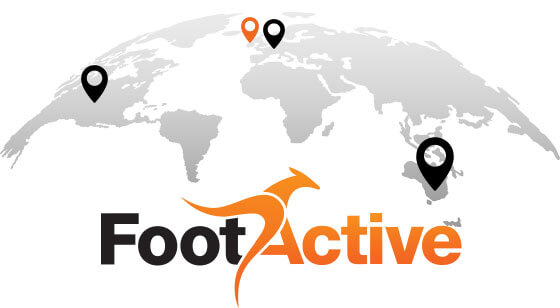Footactive Around the Globe